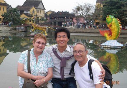 Guide francophone Saigon delta Mekong