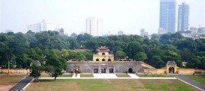 La cité impériale de Hanoi Thang Long