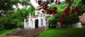 Temple Ba Trieu à Thanh Hoa