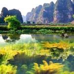 Reserve naturelle Van Long Ninh Binh