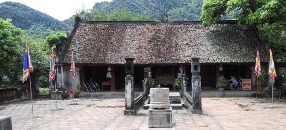 Temple de la dynastie Le à Hoa Lu
