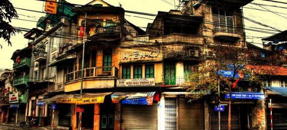 Hanoi Vietnam ses produits touristiques spécifiques