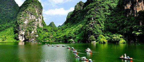 L'aménagement du complexe paysager de Tràng An Ninh Binh