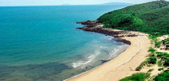 L'île au charme Vinh Thuc à Quang Ninh