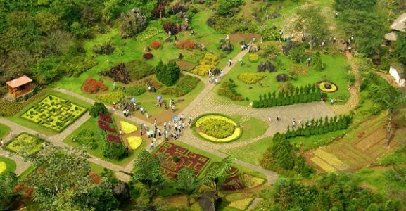 Visite le parc de Hàm Rông à Sapa