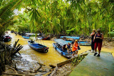 Visiter le Delta du Mékong