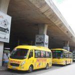 Bus aeroport Ho Chi Minh centre