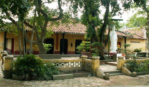 Les pagodes Sai Gon