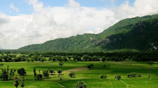 Le mont Sam