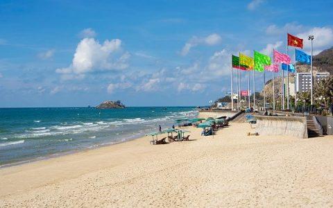 La plage de Vung Tau