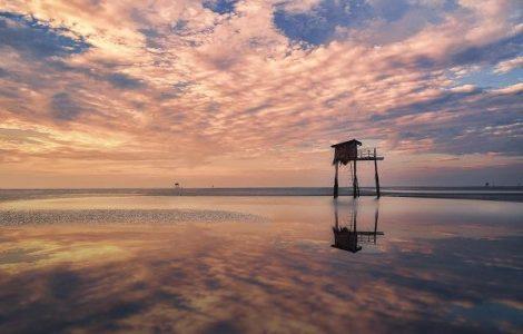 La plage de Can Gio