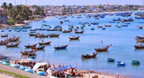 Villages des pêcheurs Mui Ne