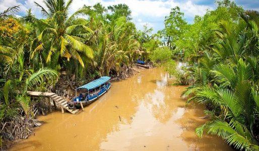 Voyage dans le Delta du Mékong Vietnam