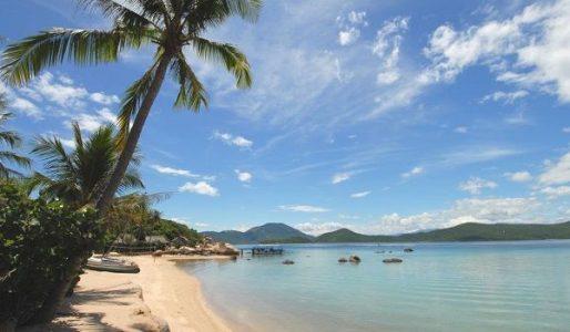 L'île de la Baleine à Nha Trang