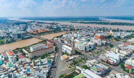 Voyage ville de Long Xuyen