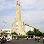 Ville de Long Xuyen à An Giang