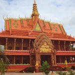 Voyage à Kampong Thom au Cambodge