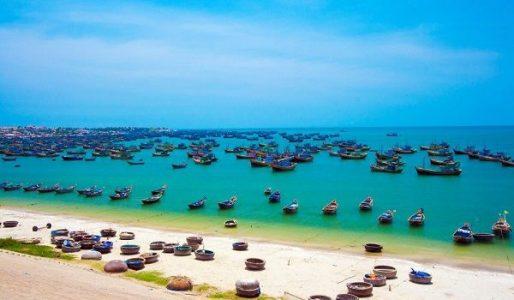 Plage de Mui Ne Phan Thiet
