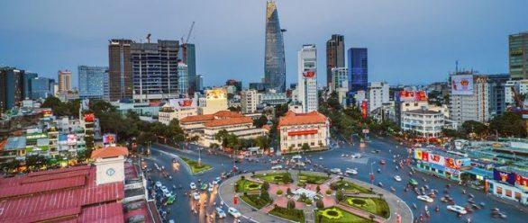 visite ville saigon vietnam