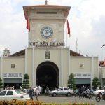 Marché de Ben Thanh séjour au Vietnam