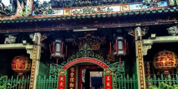 Quartier chinois de Saigon séjour au Vietnam