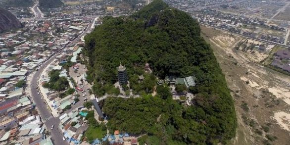 Thuy Son – les montagnes de Marbre à Da Nang