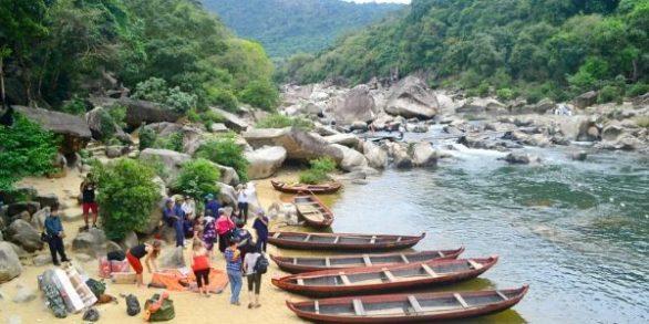 Zone touristique de Ham Ho