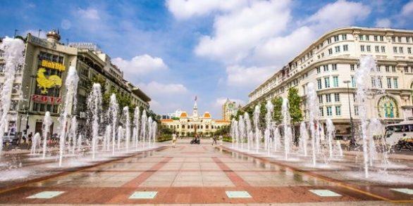 budget pour voyage Saigon