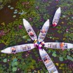 comment se rendre au delta du Mékong