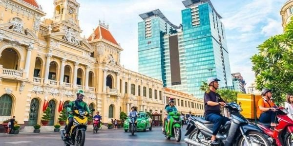 vacances à Saigon