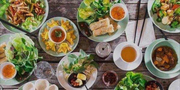 cuisine de Ho Chi Minh Ville