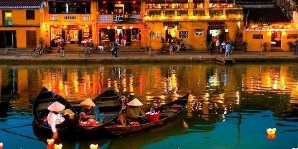 sites du patrimoine mondial au Centre du Vietnam