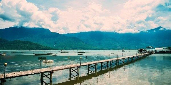 belles plages dans le Centre du Vietnam